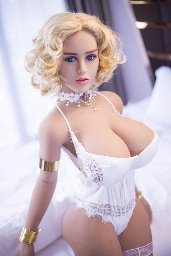 5ft TPE Ultra Realistic Big Breast & Hip Sexy Girl Men Sex Doll Lifelike Adult Male Love Toy Masturbation