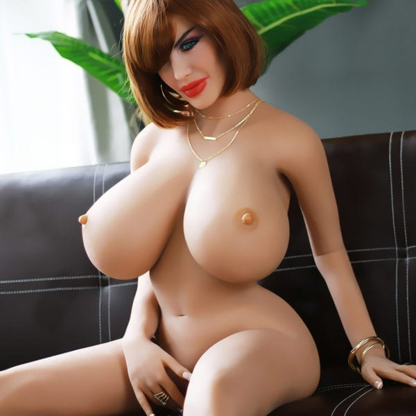 5.48ft TPE Lifelike Men Sex Doll Small B-Cup Breast and Huge Butt Adult Love Toy Male Ultra Realistic Masturbation