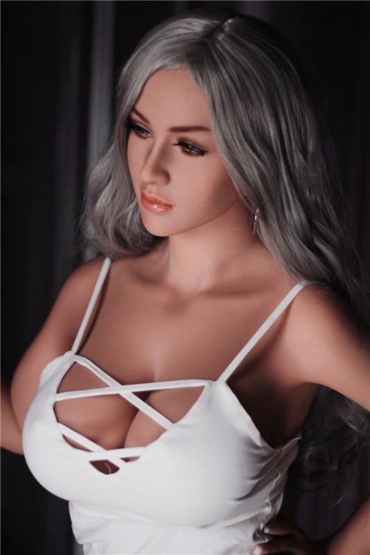 5.19ft Ultra Realistic Big Boob Sexy Girl TPE Men Sex Doll Lifelike Male Love Toy Adult Masturbation
