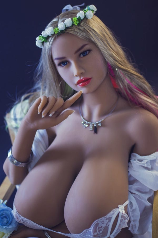 5.12ft Realistic TPE Huge K-Cup Boob Men Sex Doll Lifelike Adult Male Love Toy Masturbation