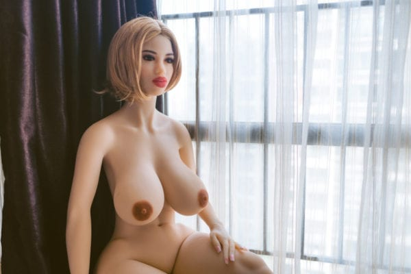 5ft TPE Lifelike Big Breast and Fat Ass Men Sex Doll Ultra Realistic Adult Male Love Toy Masturbation