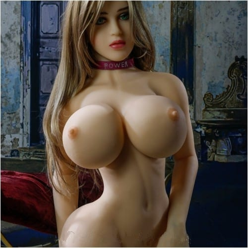 5ft TPE Ultra Realistic Big Breast & Fat Hip Sexy Girl Men Sex Doll Lifelike Adult Male Love Toy Masturbation