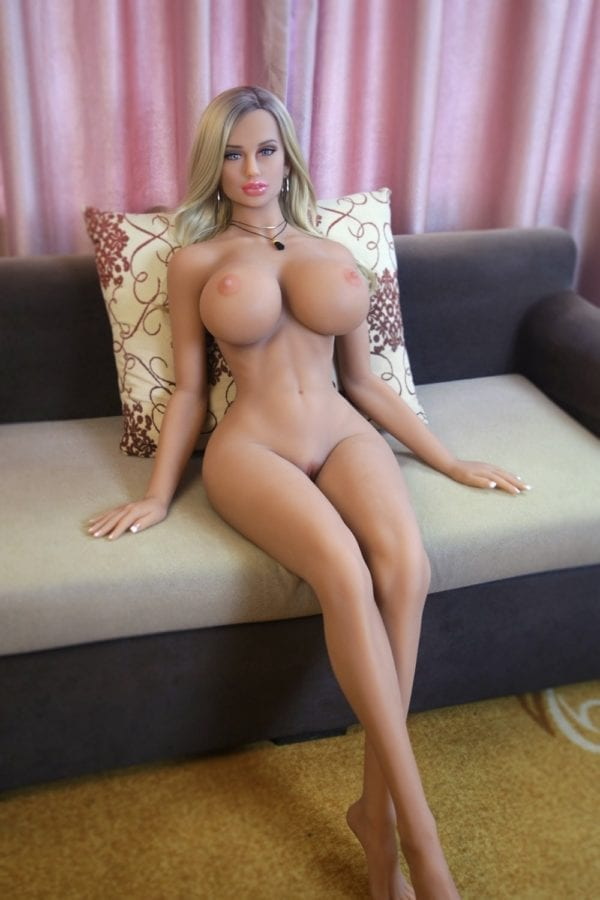 5.28ft Ultra Realistic Sexy Big Boob and Butt Girl TPE Men Sex Doll Lifelike Male Love Toy Adult Masturbation