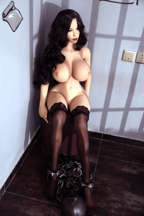 5ft TPE Ultra Realistic Big Breast and Fat Ass Men Sex Doll Male Love Toy Adult Masturbation