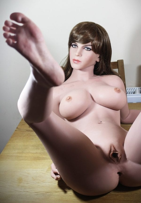 5.19ft Ultra Realistic Sexy Girl TPE Men Sex Doll Lifelike Male Love Toy Adult Masturbation