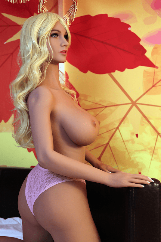 5.19ft Ultra Realistic Big Boob Sexy Girl TPE Men Sex Doll Lifelike Male Love Toy Adult Masturbation