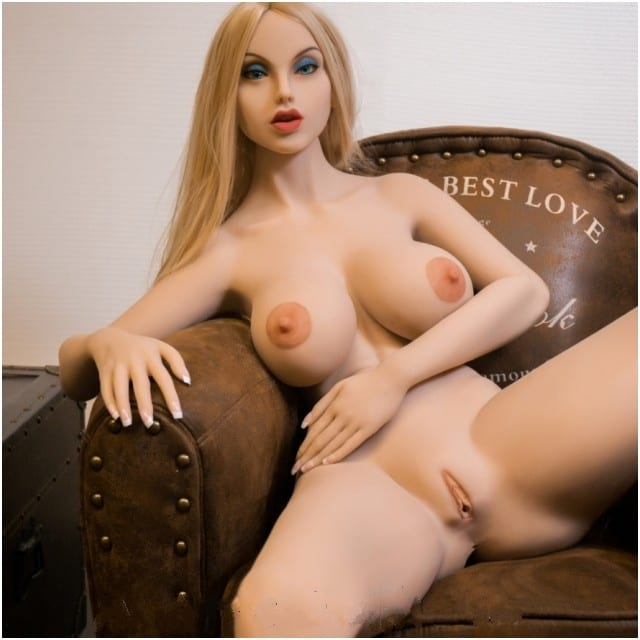 5.58ft Ultra Realistic Sexy Girl TPE Men Sex Doll Lifelike Adult Male Love Toy Masturbation